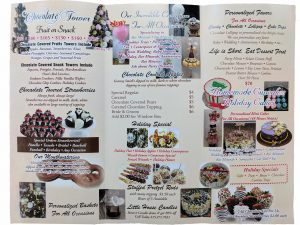 Favors and Flavors Custom Chocolate Gift Basket Store in Philadelphia PA