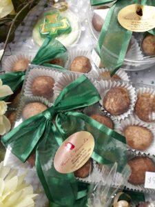 Favors & Flavors St Patricks Day Chocolate Gift Baskets Philadelphia